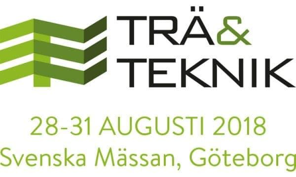 Messe Trae + Teknik 2018 Logo