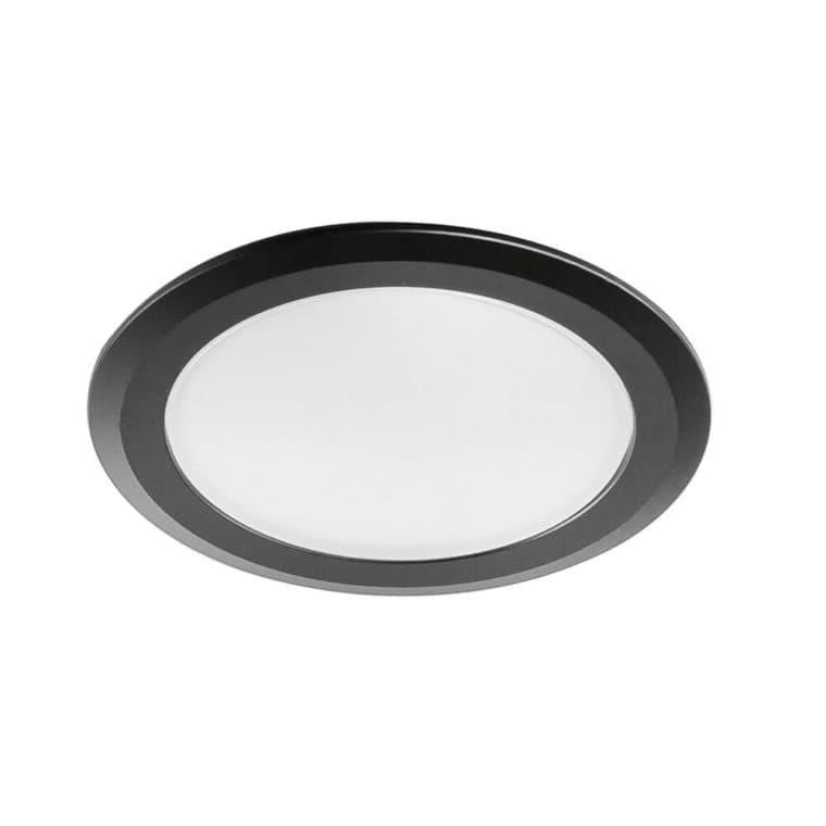 LED-Leuchte LD8001AL-F55 in schwarz