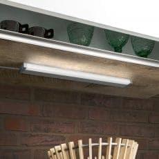 LED-Leuchte LD8010A DIM angebaut unter Küchenoberschrank erleuchtet Arbeitsfläche