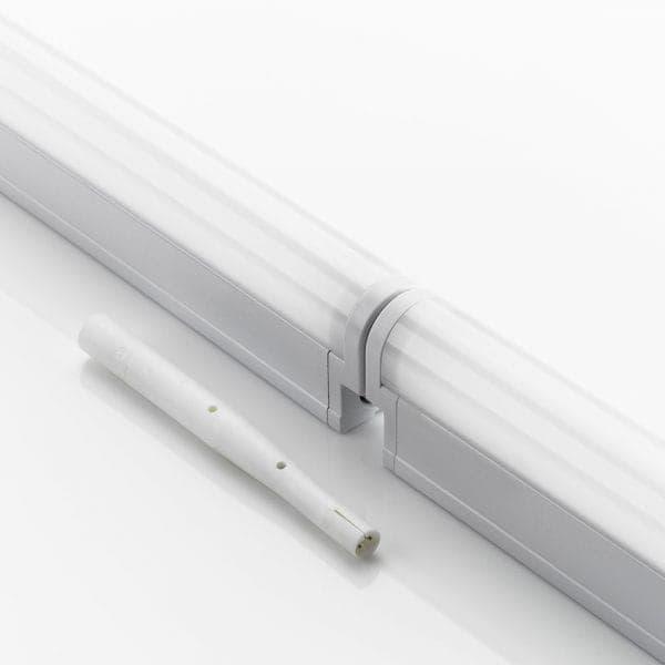 LED-Leuchte Lichtbandmontage mit Direktverbinder
