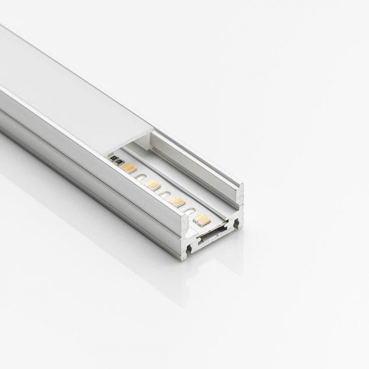 LED-leuchte LD8108 aluminiumfarben
