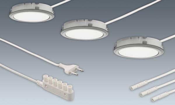 LD8001-78 Hochvolt LED Leuchten mit Ministecksystem