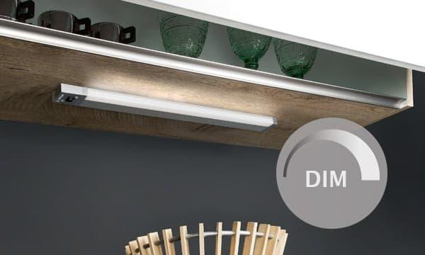 Dimmbare Hochvolt LED Leuchte