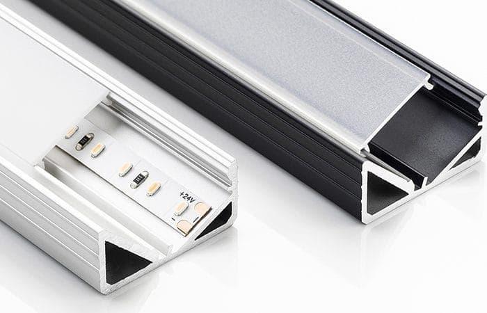 LED-Leuchte LD8003K im Baukastensystem