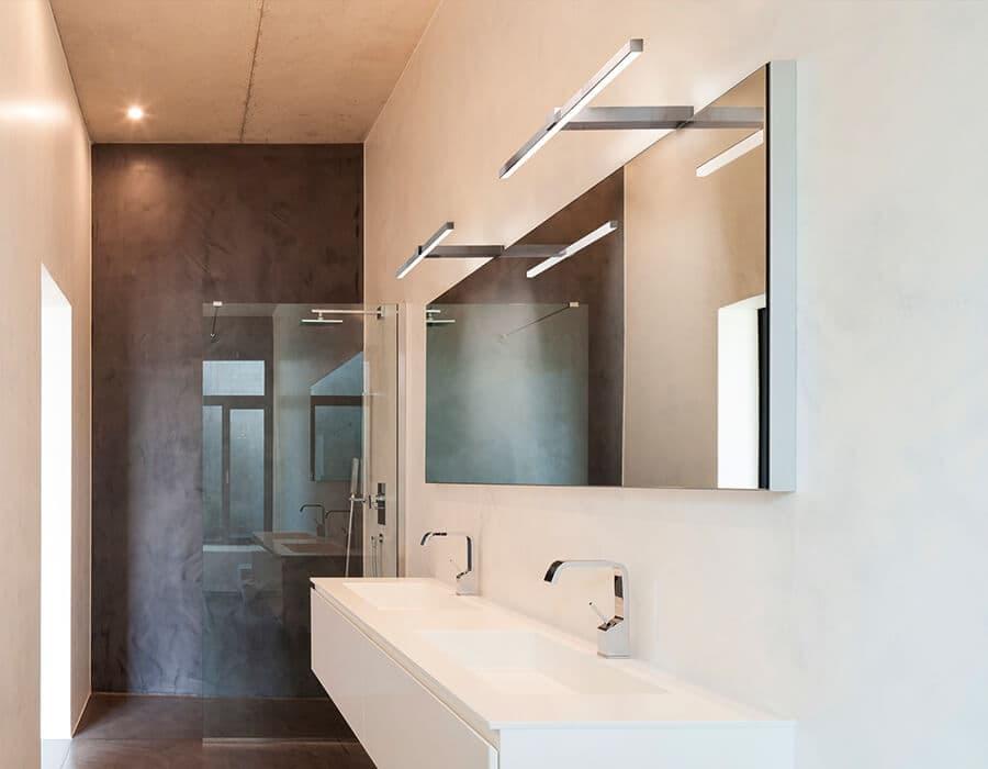 led einbau und anbauleuchten f r m bel und k che elektra. Black Bedroom Furniture Sets. Home Design Ideas