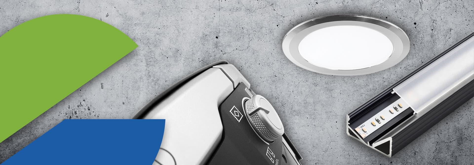 ELEKTRA LED-Leuchten und OEM-Komponente