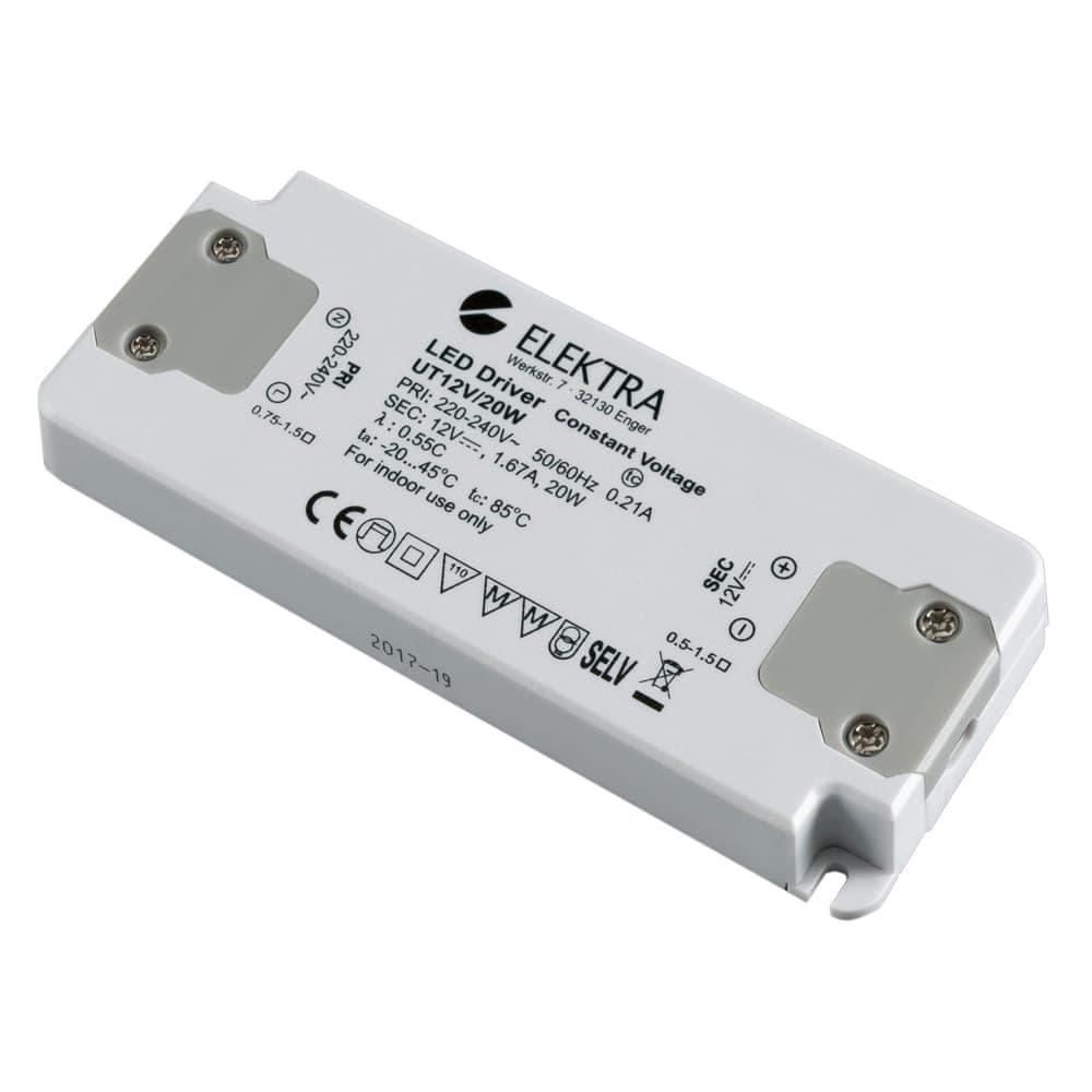Ultrathin Led Driver Cv F 1206 20 30 50 Elektra Drivers Wiring Diagram 240v
