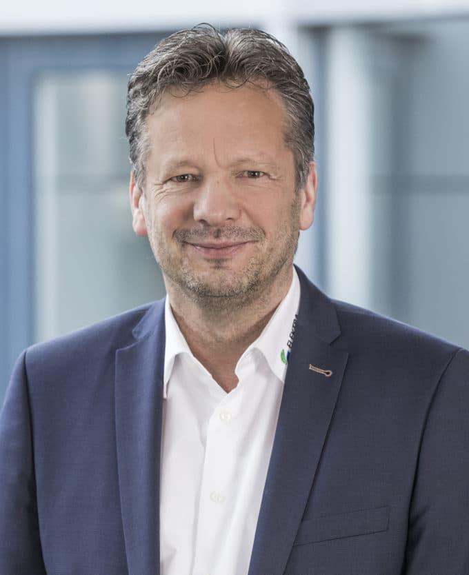 Exportleiter Ralf Brosien